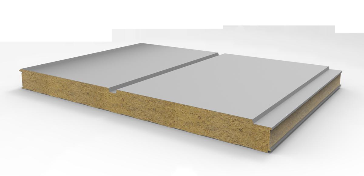 Стеновые огнестойкие сэндвич-панели Тип PR1