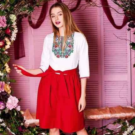 Вишите плаття Доляна, фото 2