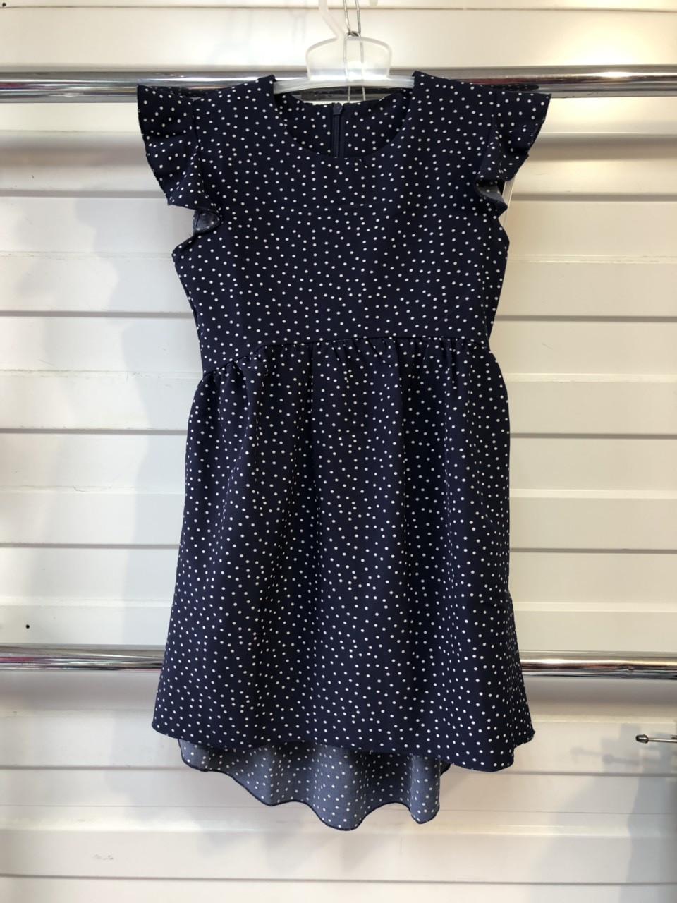 Летнее платье для девочки р. 3-6 лет опт
