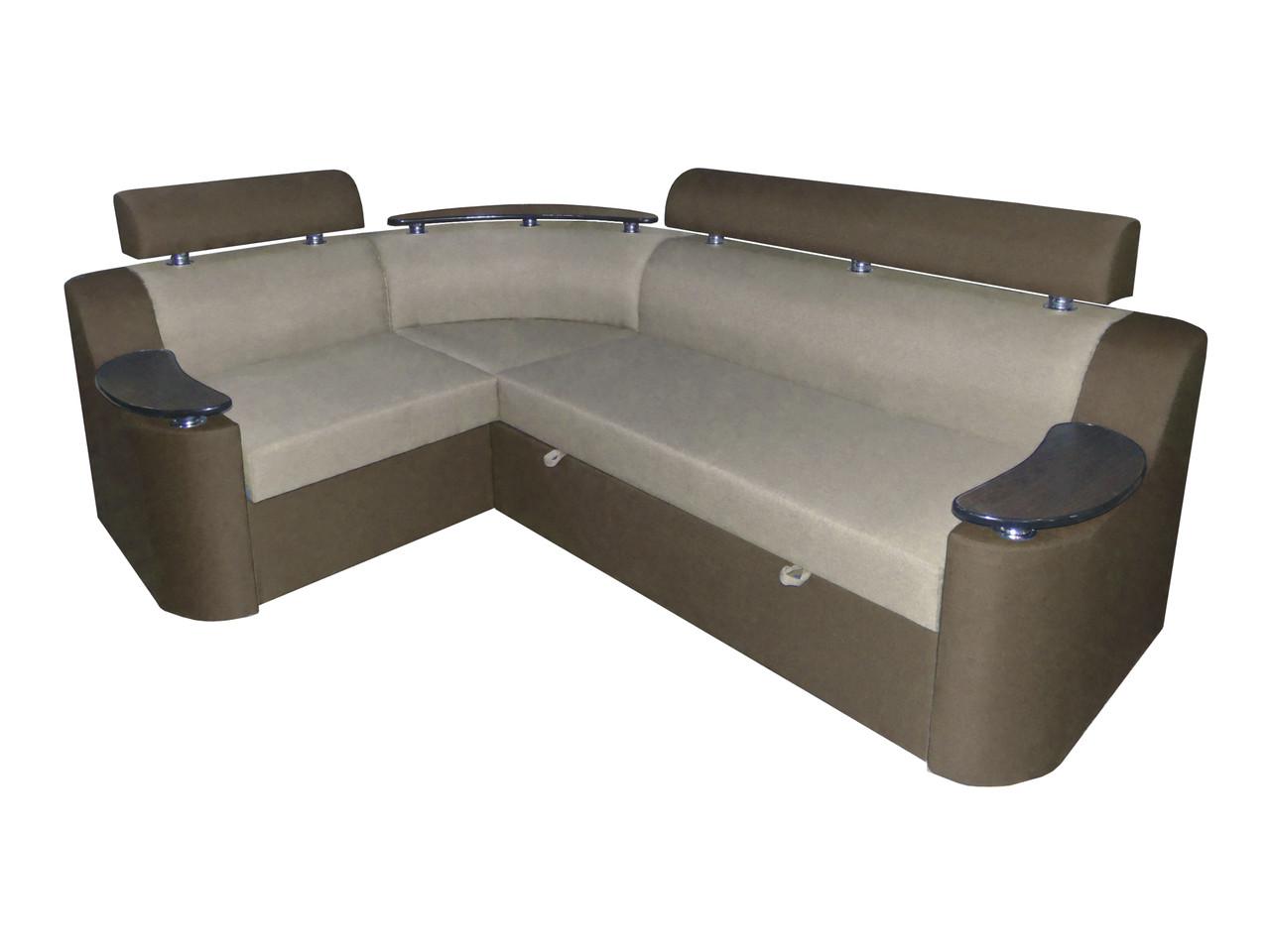 Угловой диван на пружинном блоке Фараон от производителя