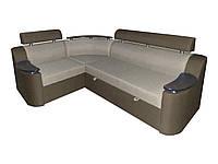 Угловой диван на пружинном блоке Фараон от производителя, фото 1