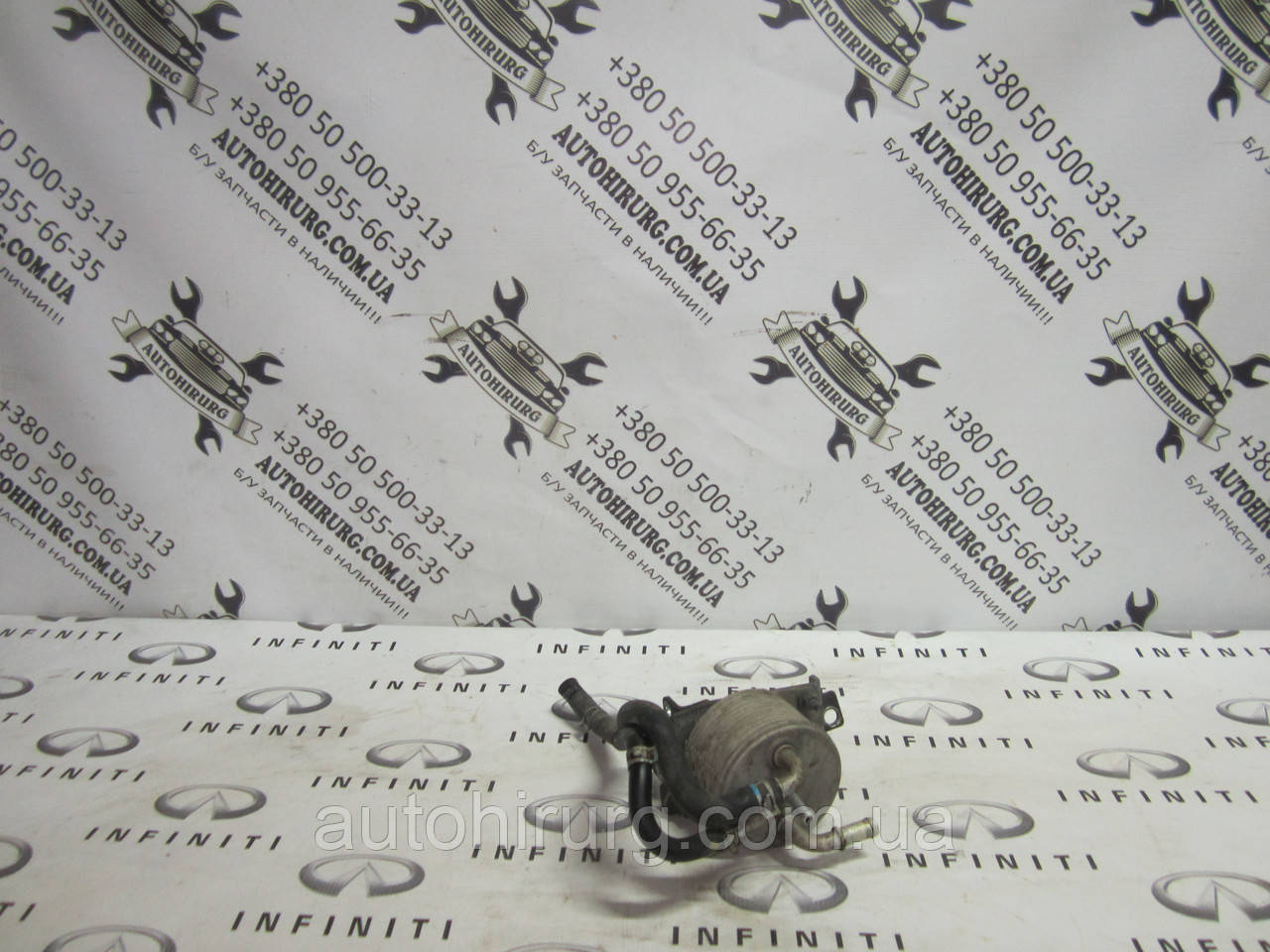 Теплообменник Infiniti Qx56 / Qx80 - Z62, фото 1