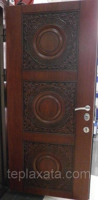 Дверь входная металлическая FEROOM VIP Виноград
