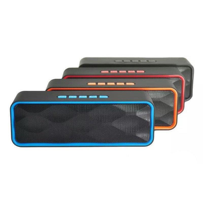 Колонка Bluetooth SPS SC-211 18x4 см.
