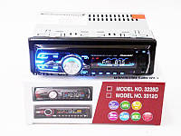 АВТОМАГНИТОЛА 1DIN 3228D RGB MP3, FM, USB, AUX, фото 1