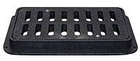 Дождеприемник полимерный 12,5 т тип ДБ 790х400х80 мм