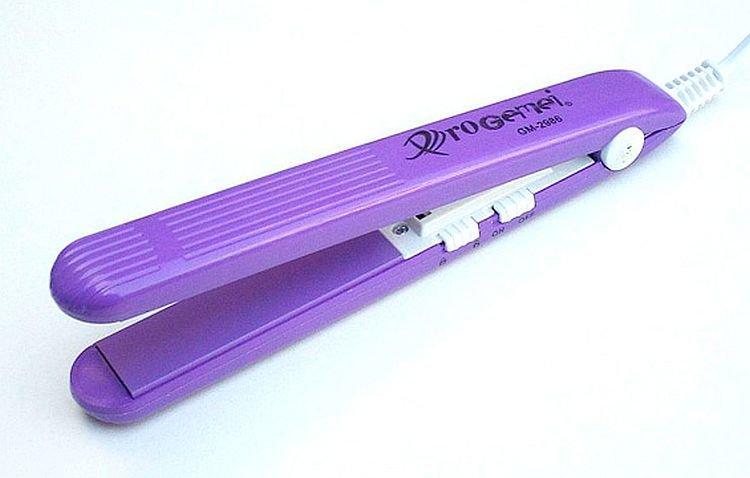 Утюжок щипцы для волос ProGemei Gm-2986, purple