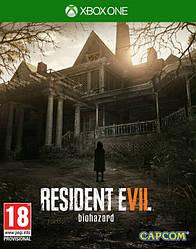 Resident Evil 7 XBOX ONE \ XBOX Seires X
