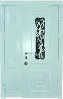 Двері вхідні металеві FEROOM VIP Батерфляй