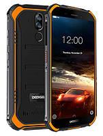 Противоударный телефон  Doogee S40   2 сим,5,5 дюйма,4 ядра,16 Гб,8 Мп,4650 мА\ч.IP68, фото 1