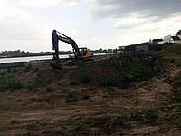 Підготовка ділянки до будівництва, фото 1