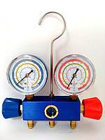 Манометрический коллектор 2-х вентильный SUPER-EGO SEGO MANFL