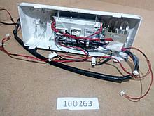 Модуль управління (системна плата) з панеллю Whirlpool AWE6415. 461975306763 Б/У