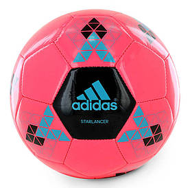 М'яч Adidas Starlancer Soccer Ball 4 Pink