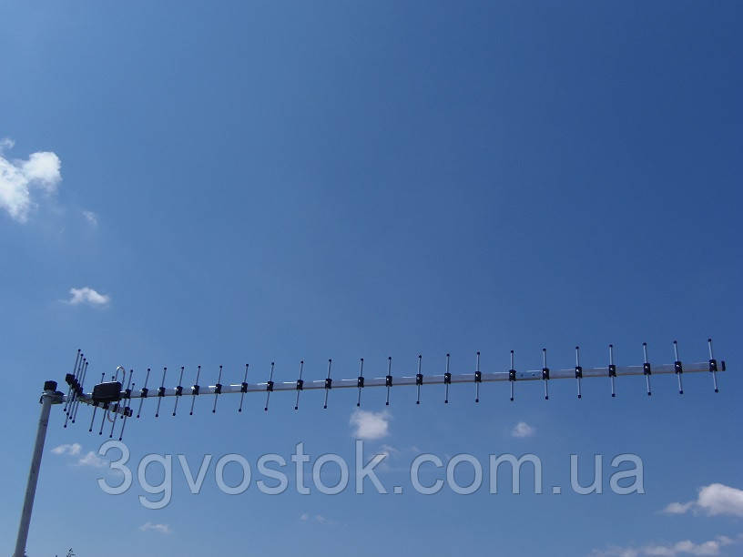 Антенна 24 дБ (дБи) + кабель + переходник для Интертелеком. RNet - лучшая в Украине
