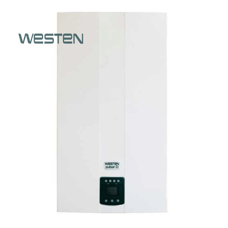 Котел навесной газовый  WESTEN PULSAR D 24кВт