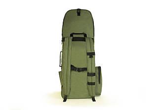 Рюкзак для металлоискателя и лопаты Два Штыка, олива