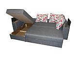 Угловой диван на ламели Верона, фото 5