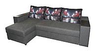 Угловой диван на ламели Верона, фото 1