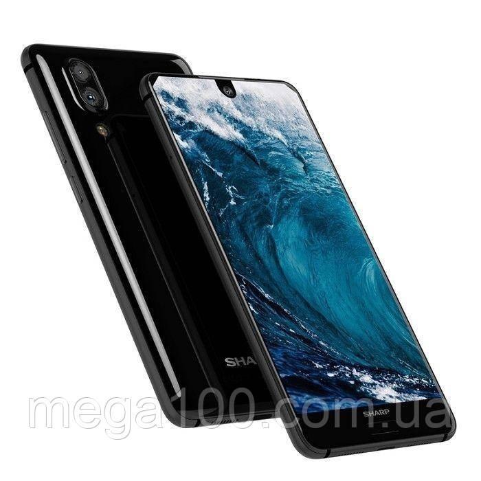 Смартфон SHARP AQUOS C10 (S2) NFC (экран 5,5; памяти 4/64, акб 2700 мАч)