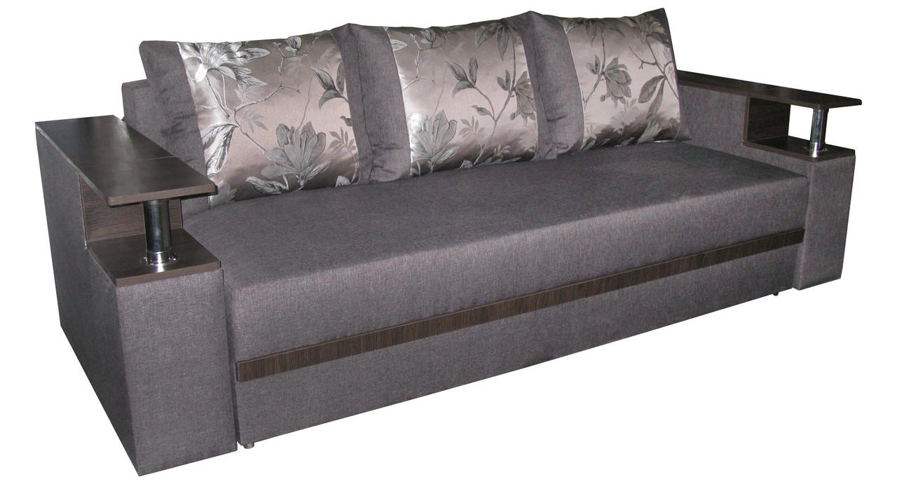 Раскладной диван-еврокнижка на ламели Марсель
