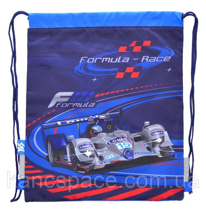 Сумка для взуття SB-10 Formula-race, 40*35