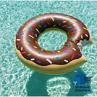 """Надувной круг """"Пончик"""" размеры 60 см"""