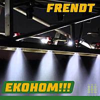 Освітлення факелів штанги обприскувача BERTHOUD BOXER 4000 R