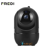 Поворотная Wi-FI камера Fredi Y7 1080P IP камера с записью в облако