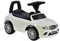 Машина-толокар Joy R-0088 с багажником, белый