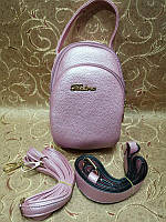 Клатч-сумка на пояс качество сумка для через плечо только оптом, фото 1