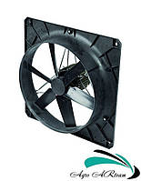 Настенный (осевой) вентилятор , Ø 63 см, фото 1
