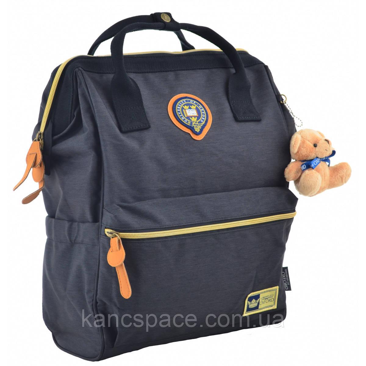 Рюкзак молодіжний OX 386, 42*30*16.5