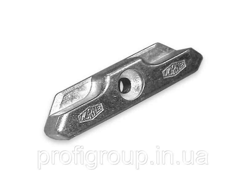 Відповідна планка цапфи Vorne для окнной і дверної фурнітури ПВХ (13 мм)