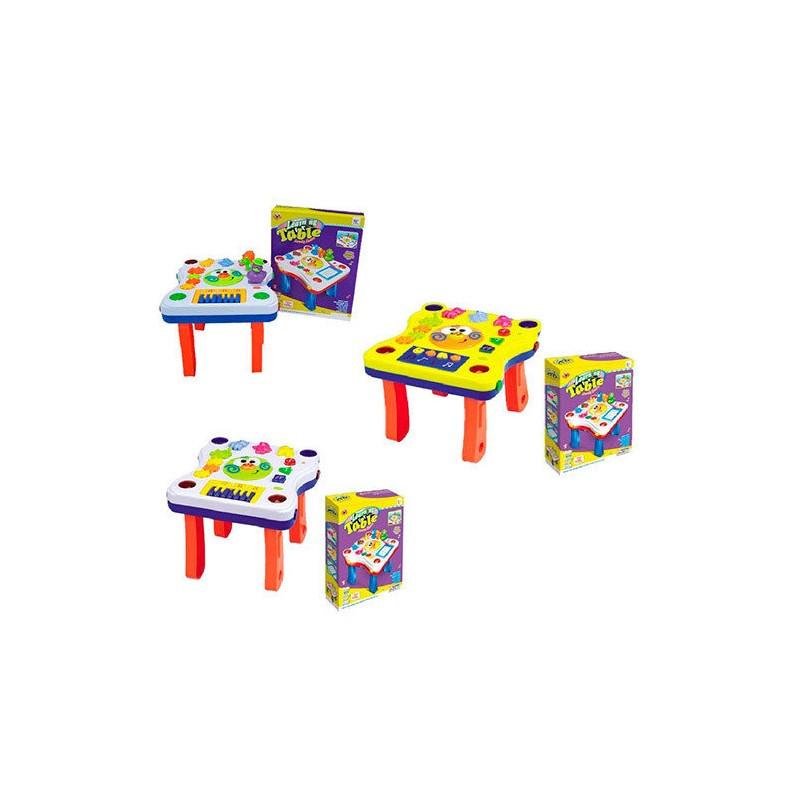 Столик игровой 668-61-62-67 ,музыка,звук,свет,трещотка