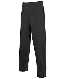 Мужские легкие спортивные штаны S Черный