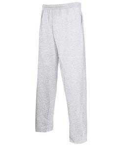 Мужские легкие спортивные штаны S Серо-Лиловый