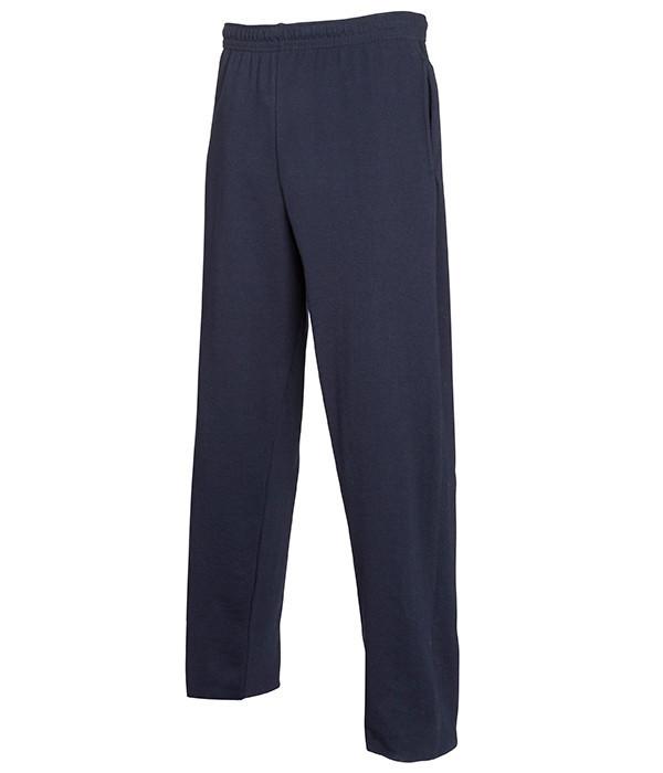 Мужские легкие спортивные штаны L Глубокий Темно-Синий