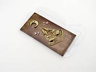 Пластиковая форма для шоколада Ночные мышки