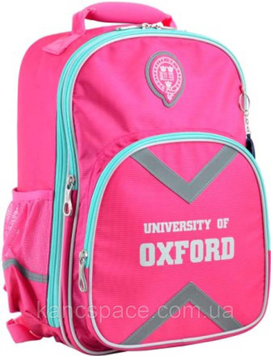 Рюкзак шкільний OX 379, 40*29.5*12, рожевий