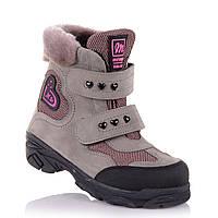 Зимняя обувь для девочек Minimen 1.4.178 (21-36)