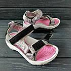 Спортивные сандалии от EeBb девочкам, р. 28(18 см), фото 3