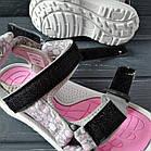 Спортивные сандалии от EeBb девочкам, р. 28(18 см), фото 5