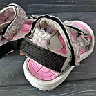 Спортивные сандалии от EeBb девочкам, р. 28(18 см), фото 8