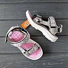 Спортивные сандалии от EeBb девочкам, р. 28(18 см), фото 7
