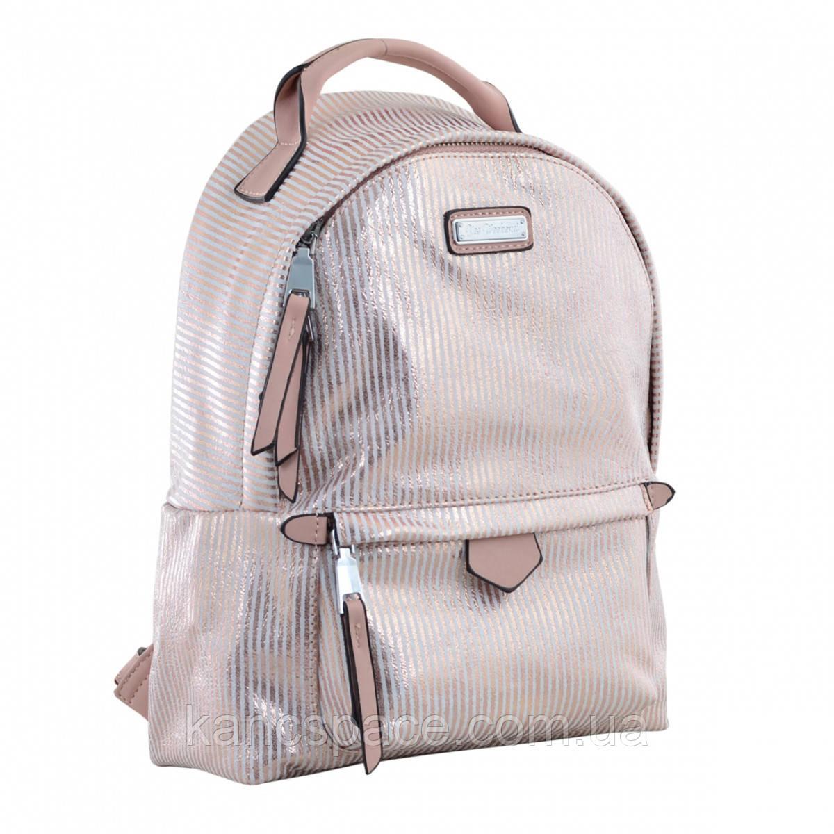 Рюкзак молодіжний  YW-27, 22*32*12, рожевий