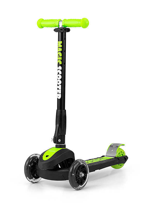 Самокат Milly Mally Scooter Magic Green (1590)