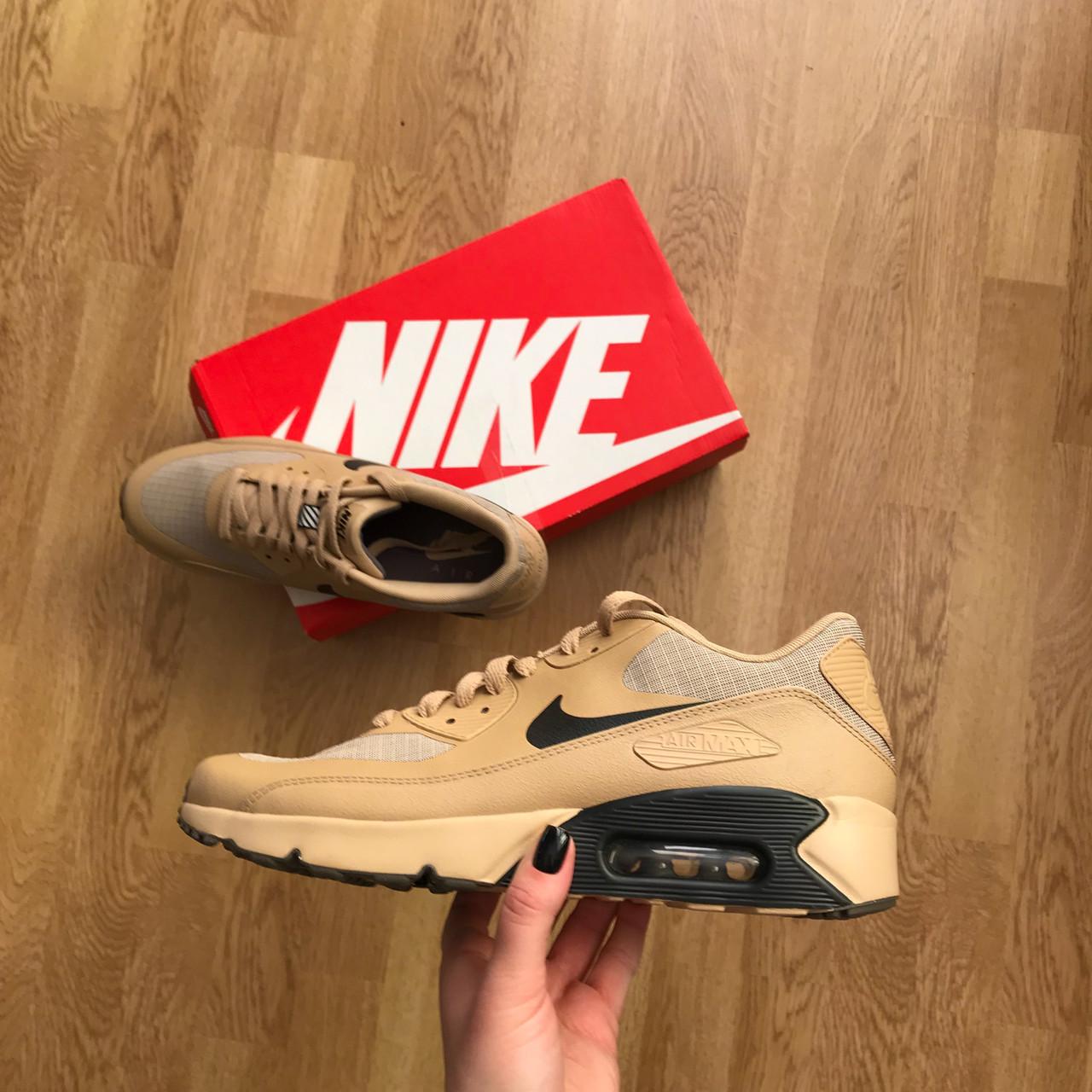 Кроссовки Оригинал Nike Air Max 90 ultra