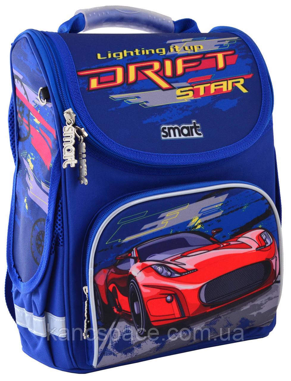 """Рюкзак шкільний, каркасний PG-11 """"Drift"""", 34*26*14"""