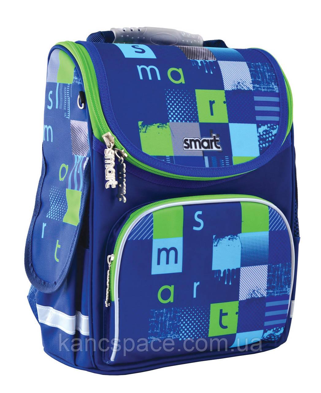 """Рюкзак шкільний, каркасний PG-11 """"Smart Style"""""""
